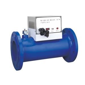 Multifunctional electronic descaling instrument