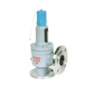 Spring micro relief valve