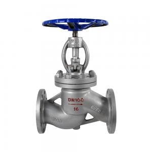 flange imbulunga valve