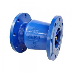 Silent check valve HC42X