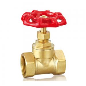 Copper globe valve J11W