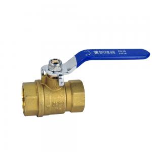 Brass ball valve LIKV