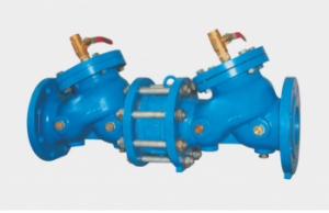 Drain block valve