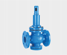 Y42x spring piston pressure reducing valve