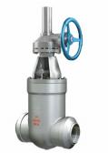 Z561W/H/Y pressure self sealing gate valve