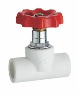 PPR hot melt stop valve