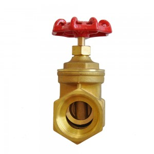 Screw Gate For Water Supply Brass Valve