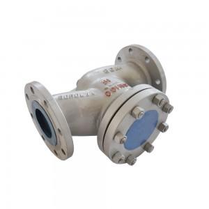 Lift check valve H41H