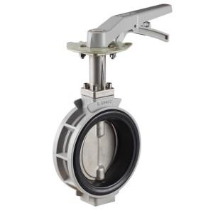 D71XAL Anti-dew butterfly valve