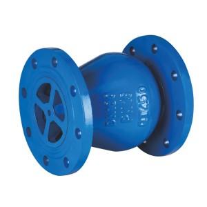 DRVZ silent check valve