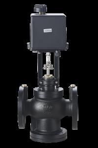 Dynamic balance intelligent valve