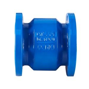 Hc41x energy saving silencing check valve