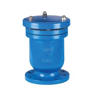QB1 single port exhaust valve
