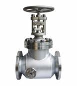Bj41h / W jacketed insulation globe valve