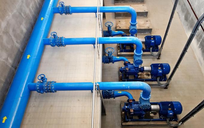 水资源回收利用系统