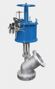 Fl641w / F pneumatic discharge valve