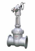 Z941H electric flange gate valve