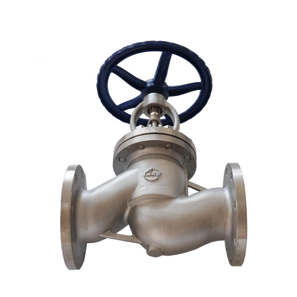flange globe valve Featured Image