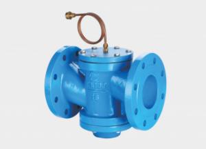 ZYC self operated pressure control valve